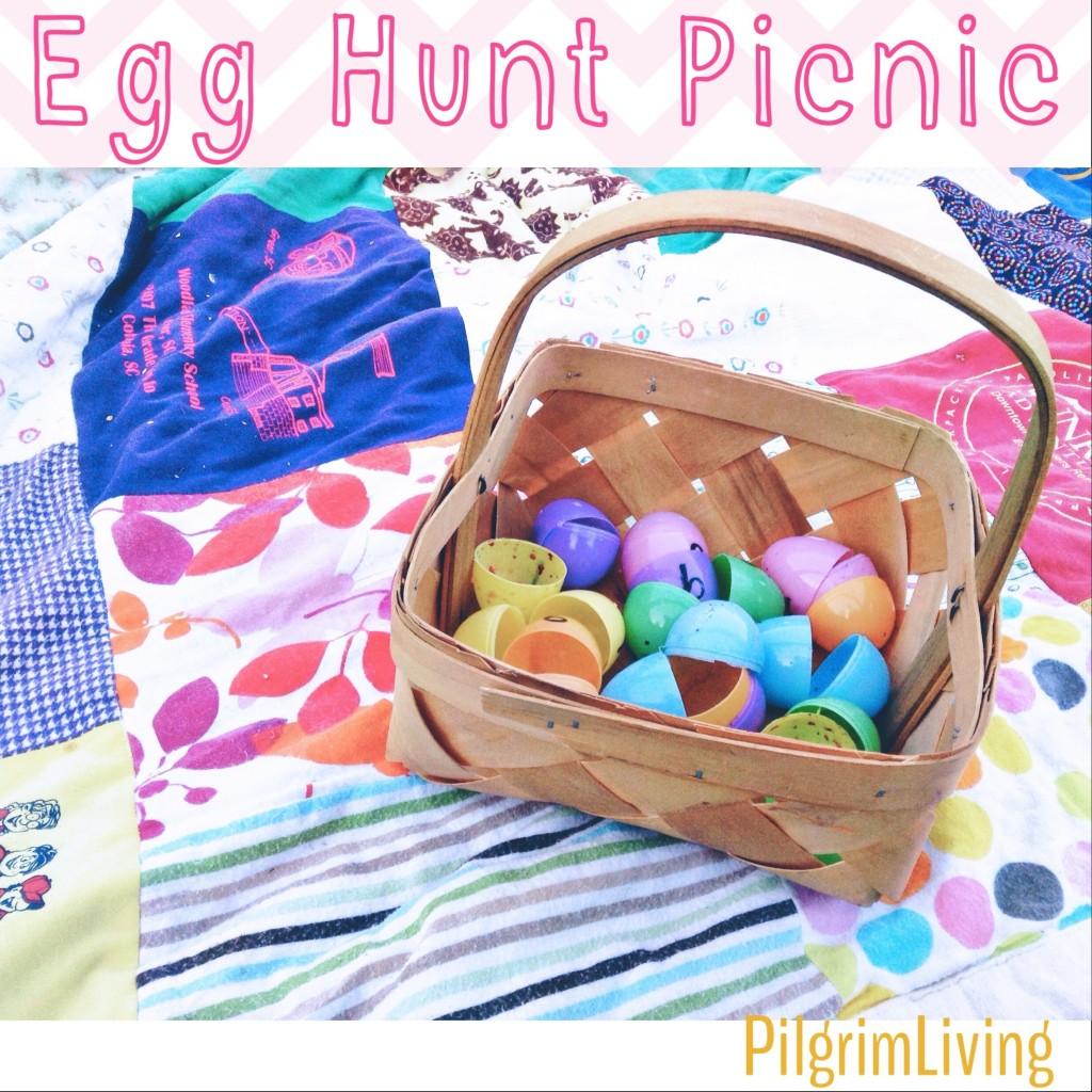 Egg Hunt Picnic