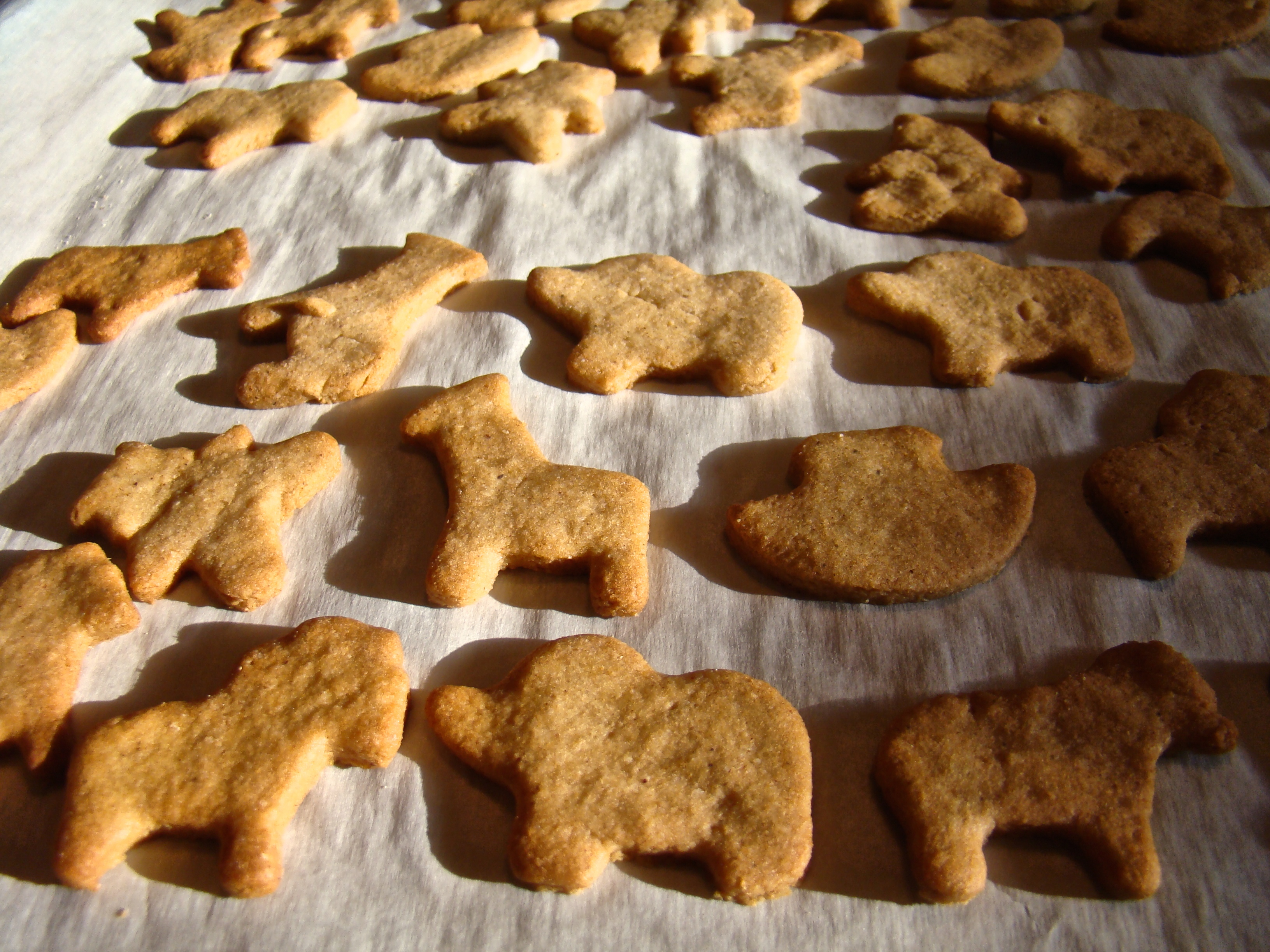 healthy animal crackers