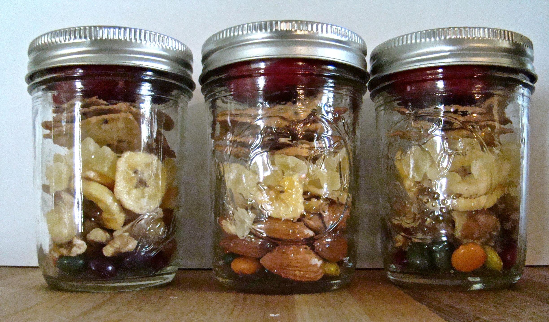 snack jars