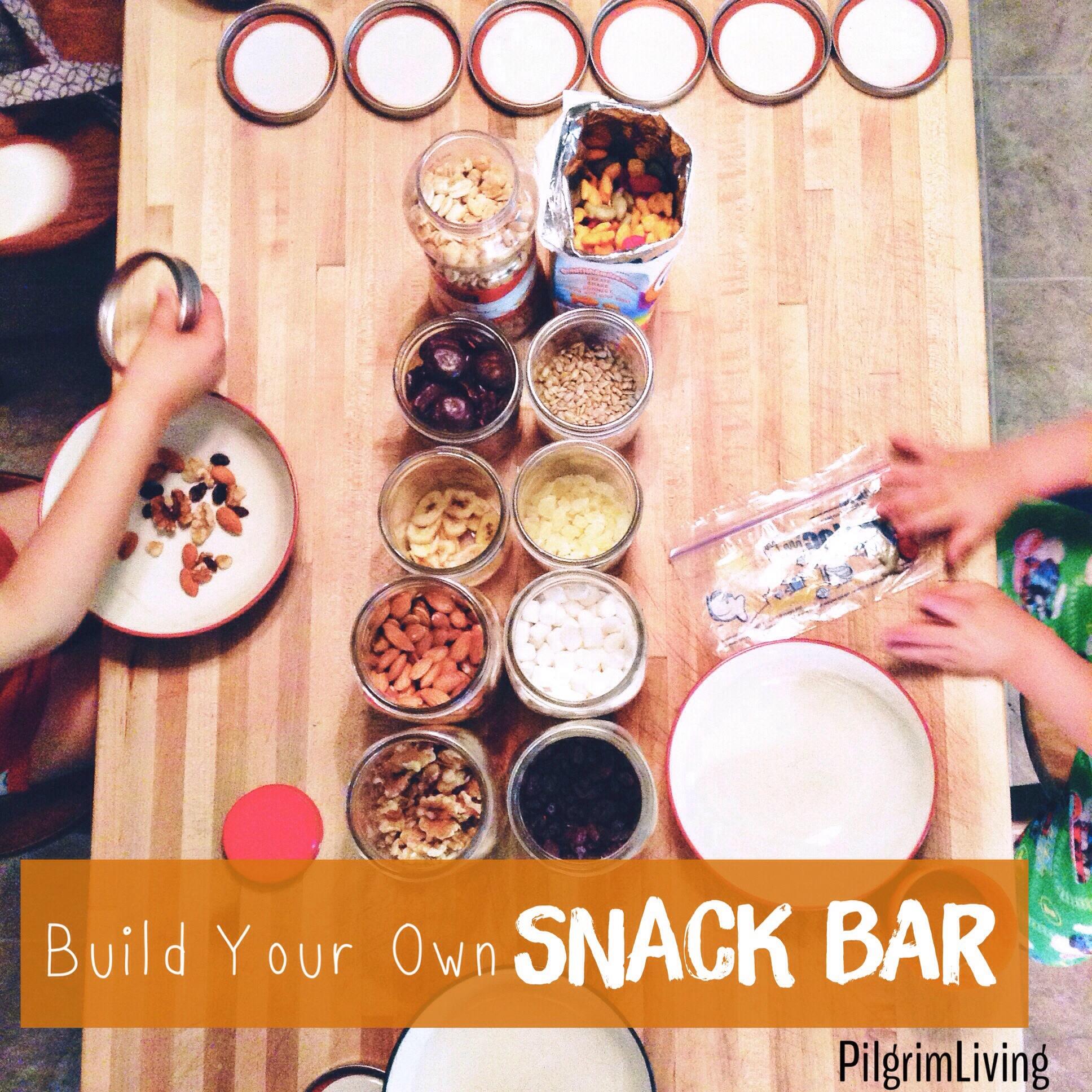 Fun and Healthy On-the-Road Snacking
