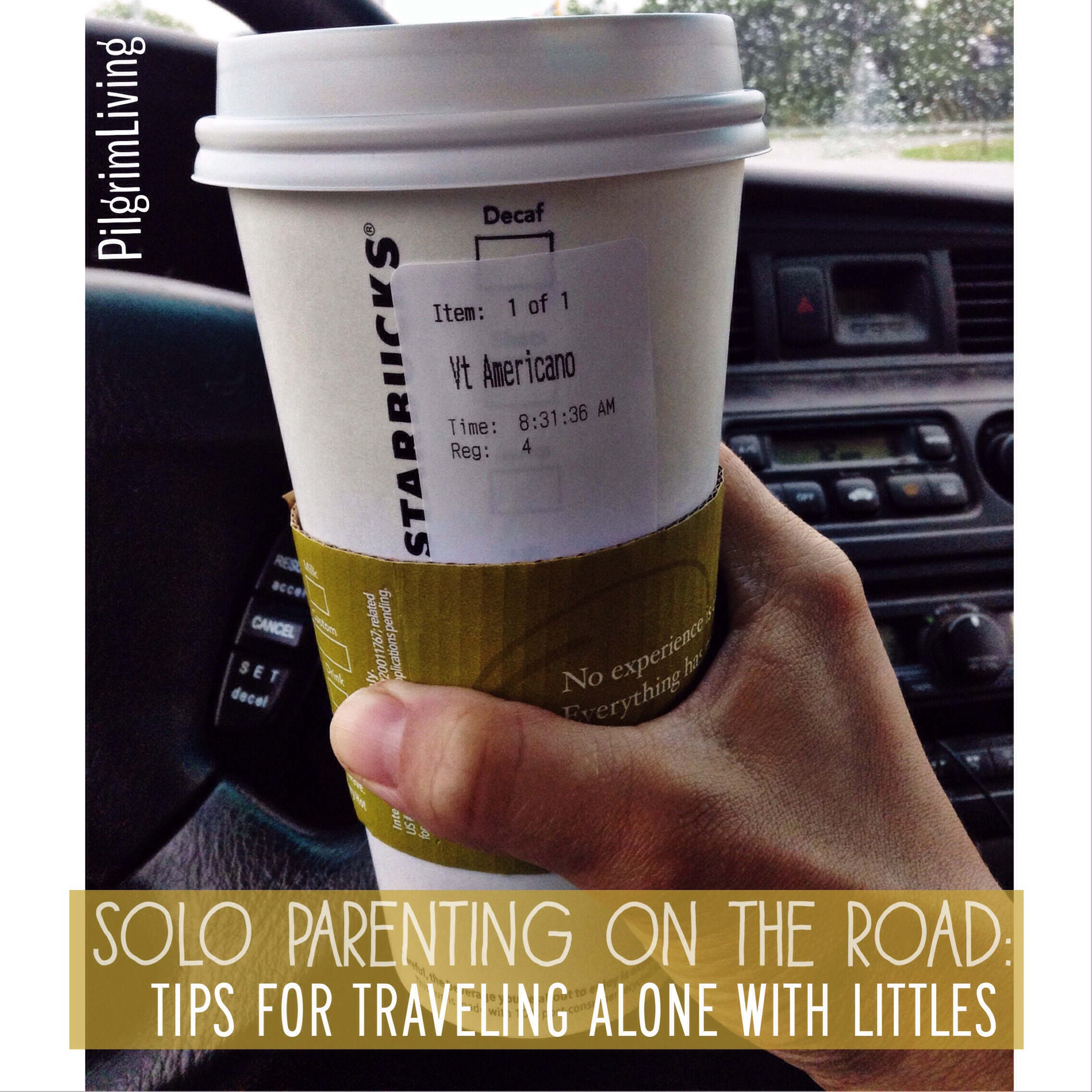 Solo Parenting On the Road: Tips for Traveling Alone With Littles