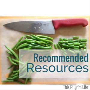 recommended kitchen tools