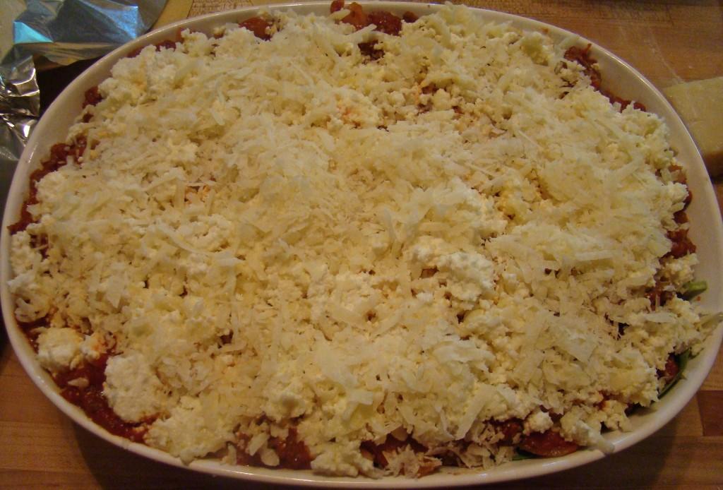 Classic Meaty Lasagna
