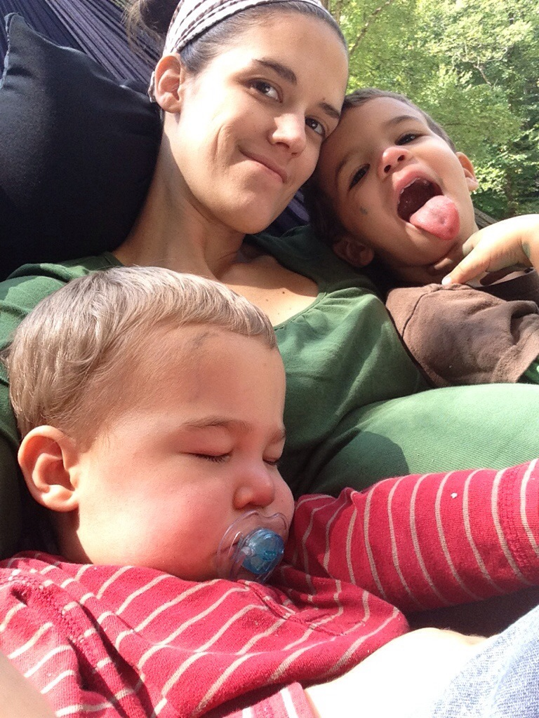 10 Tips for camping with little kids-- it doesn't have to be as crazy as it seems!