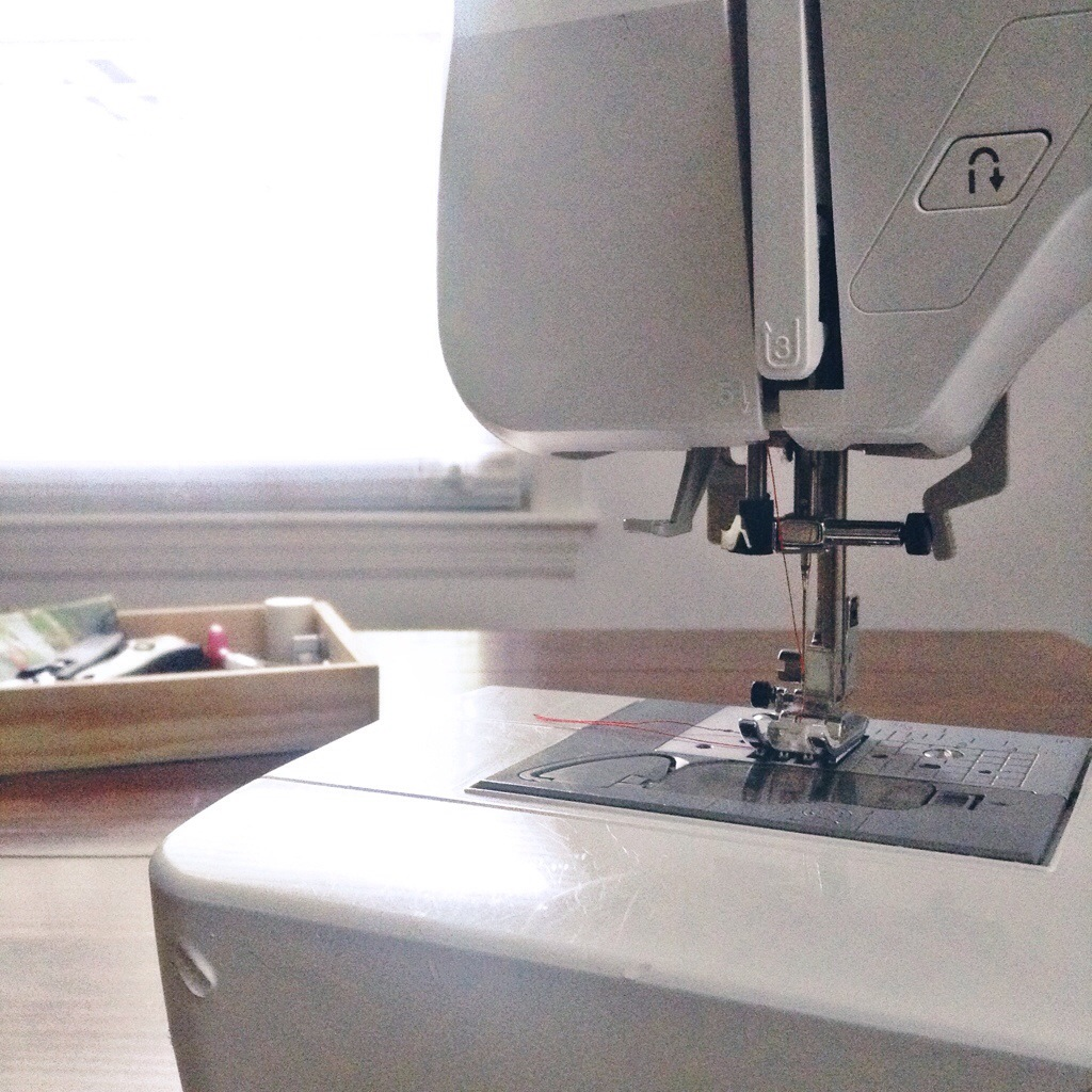So You Want to Sew