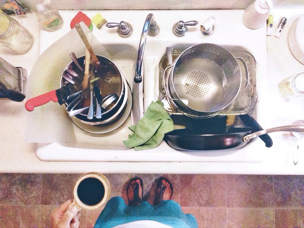 Cook, Eat, Clean, Repeat