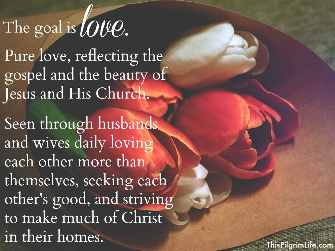 Is this central part of your marriage healthy? --- Biblical encouragement concerning sex in marriage.