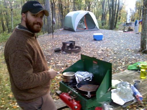 A Week in the Woods: What to Eat - This Pilgrim Life