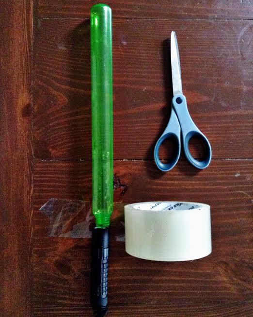 DIY light sabers