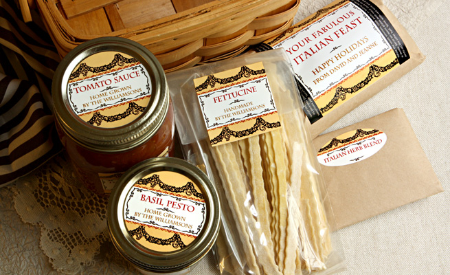 Italian Feast Basket
