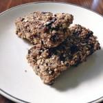 Dark Chocolate Super Grain Bars
