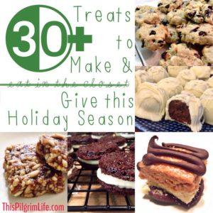 edible treats roundup