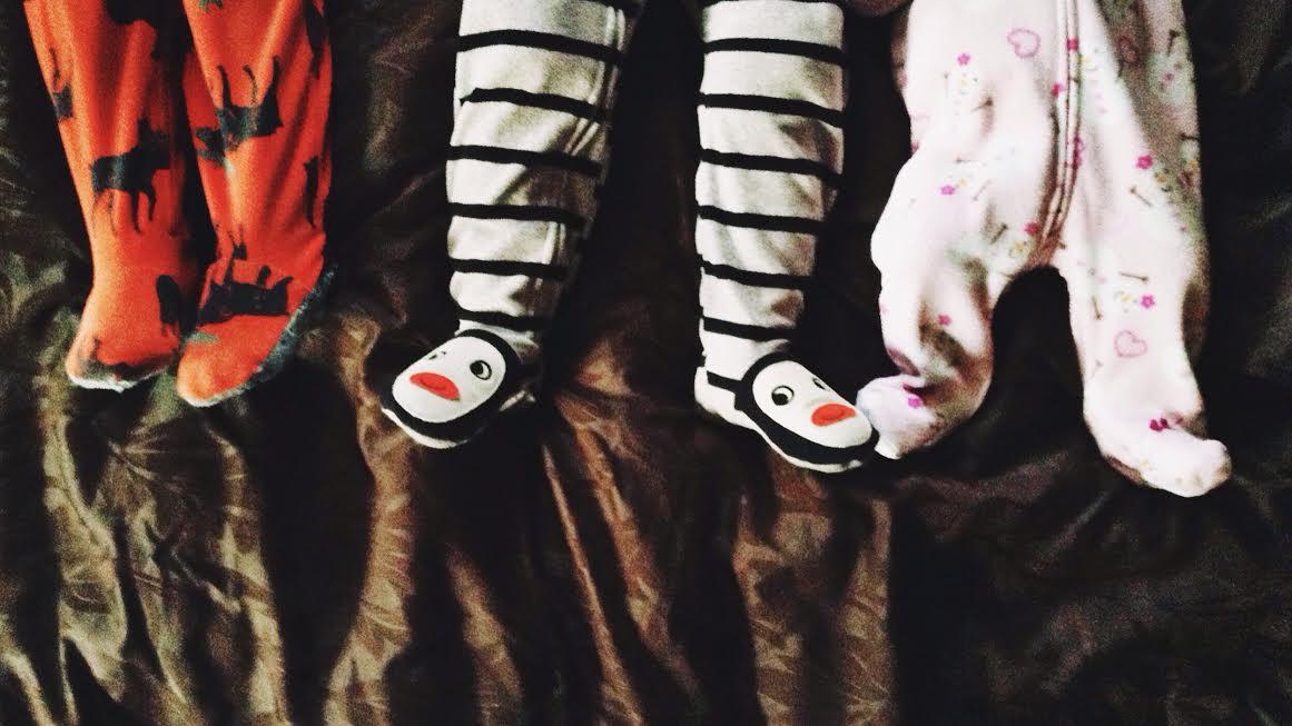 footies feet