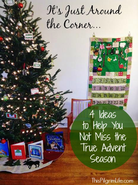4 Ideas to Help You Not Miss the True Advent Season