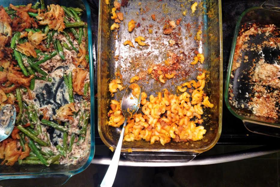Making the Classics Healthy: Macaroni and Three C's