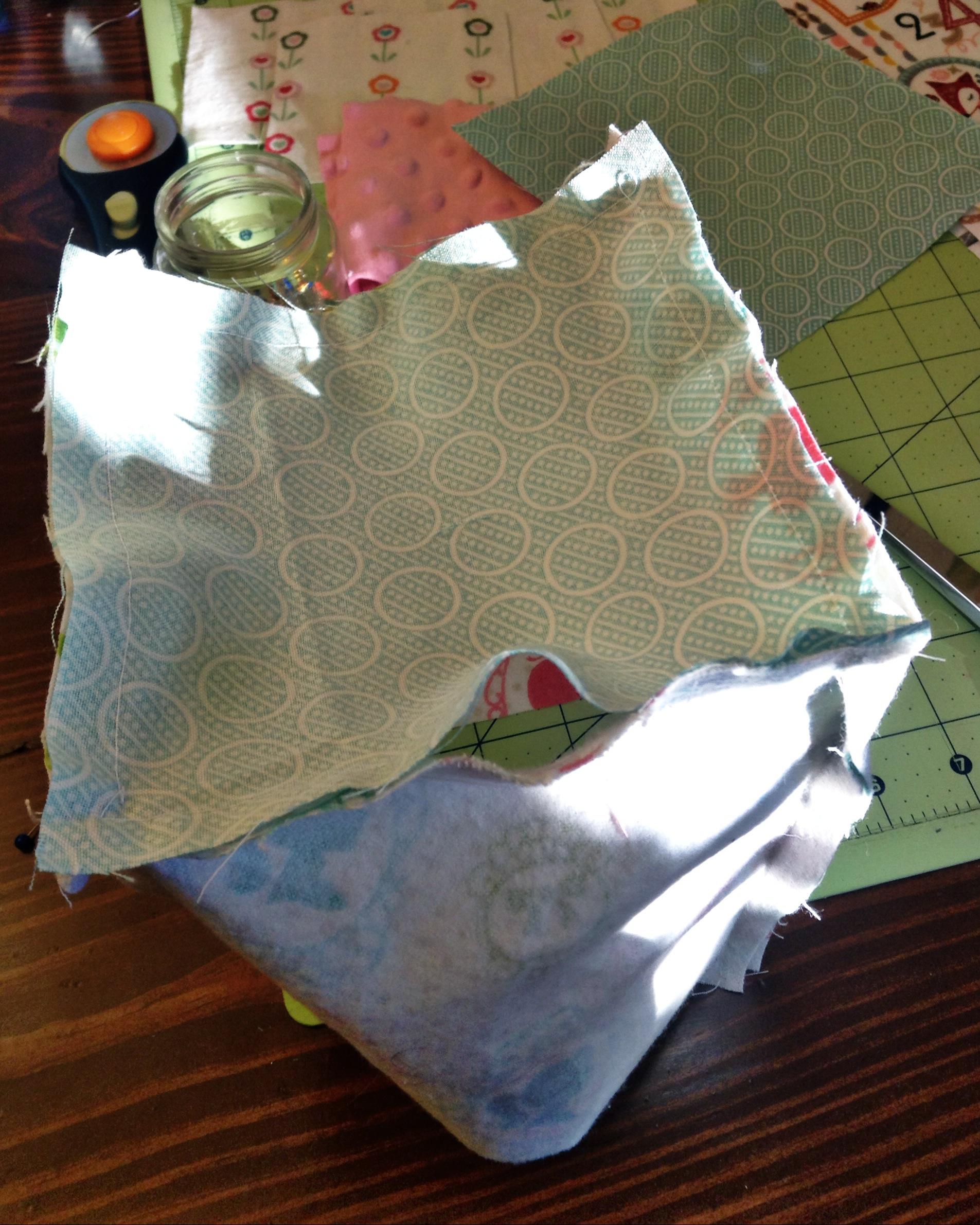 Cloth Blocks Tutorial