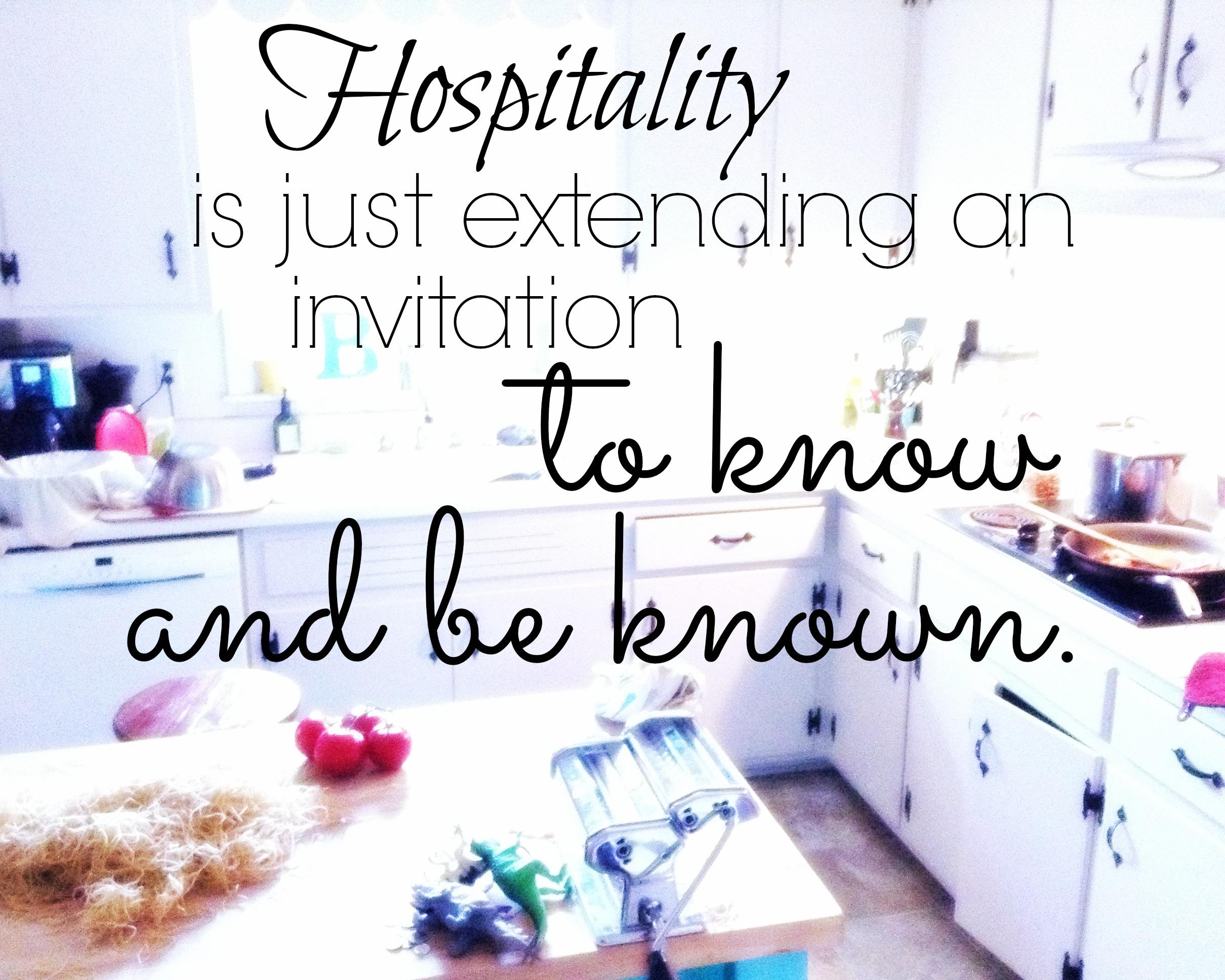 Risky Hospitality