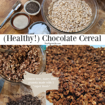 (Healthy!) Chocolate Cereal