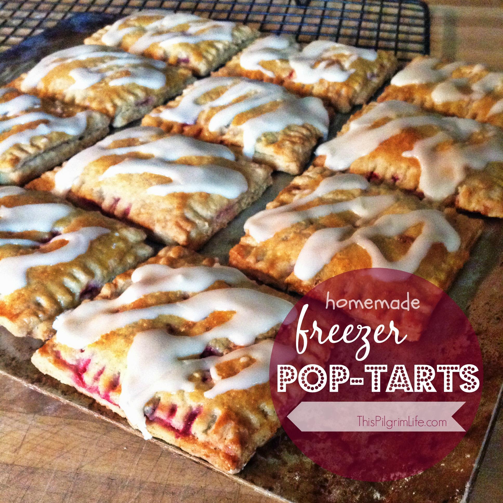freezing pop tarts