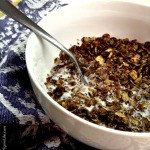 {Healthy!} Chocolate Cereal