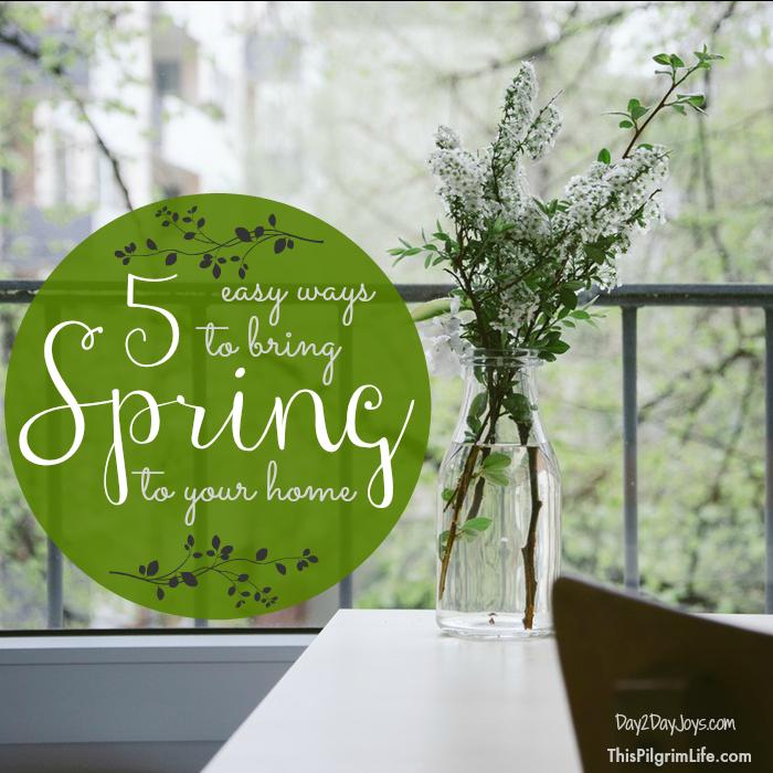 Bring On Spring!