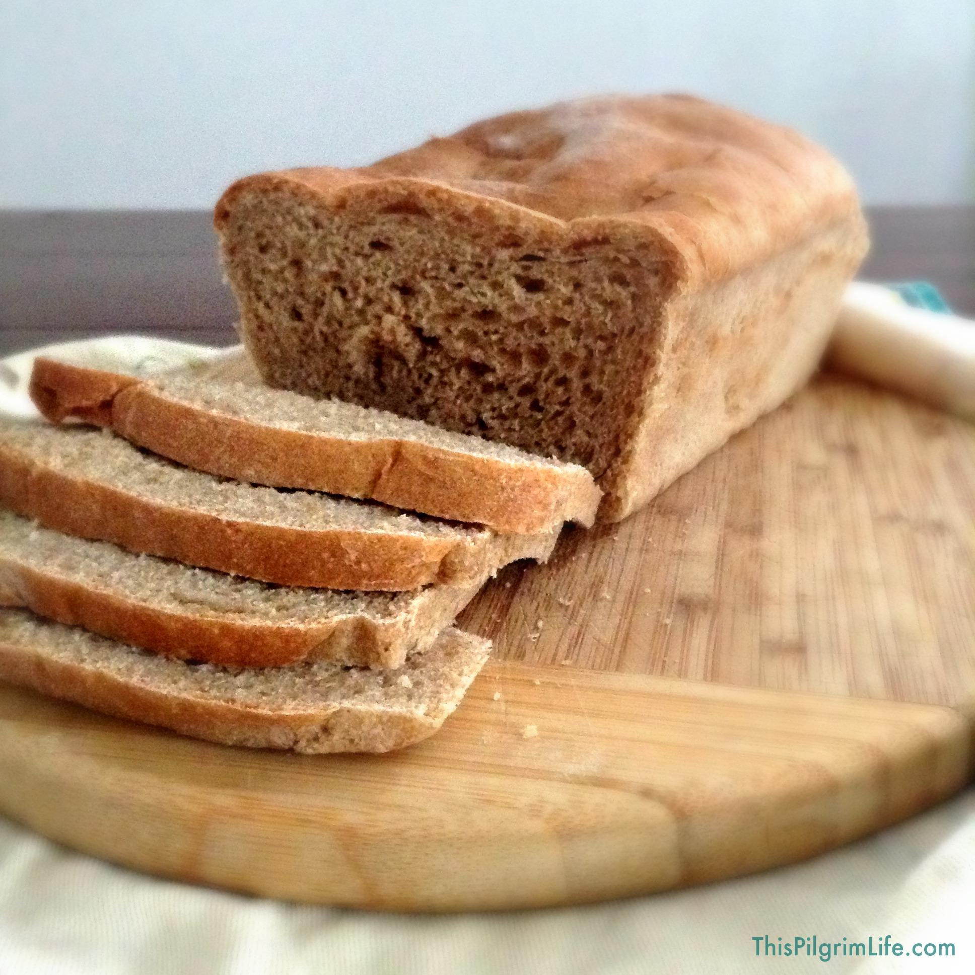 Whole Wheat Sandwich Bread2