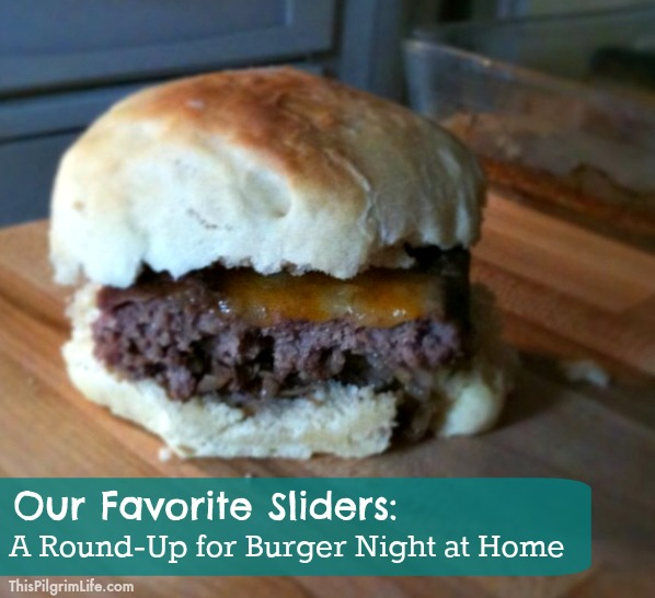 Our Favorite Sliders: A Round-Up for Burger Night at Home