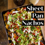 It doesn't get much easier than sheet pan nachos! So delicious, so versatile, and so budget-friendly!