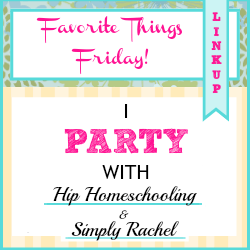 Fav-Things-Fri-I-PARTY-WITH