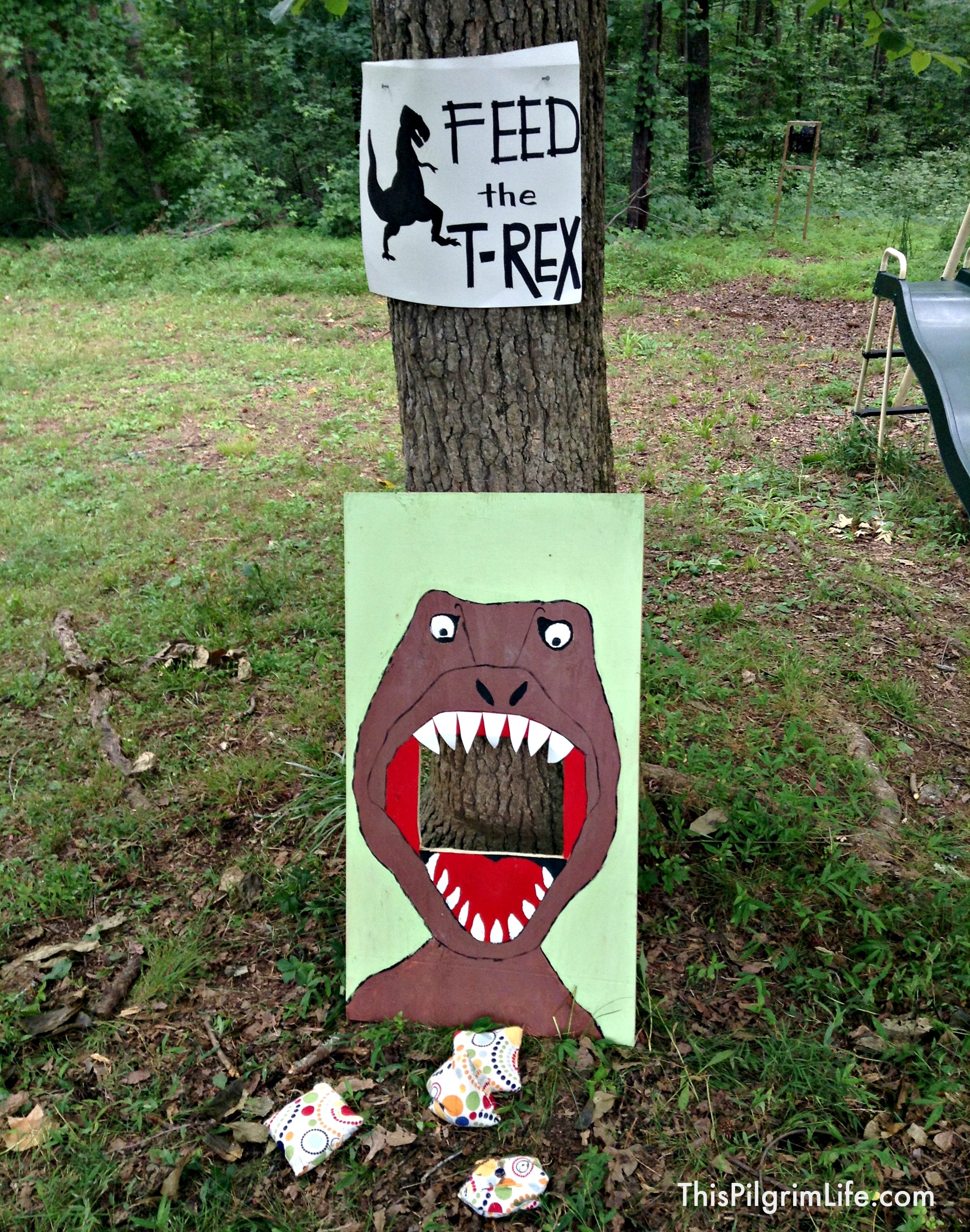 Home Decoration Games For Adults Outdoor Dinosaur Birthday Party This Pilgrim Life