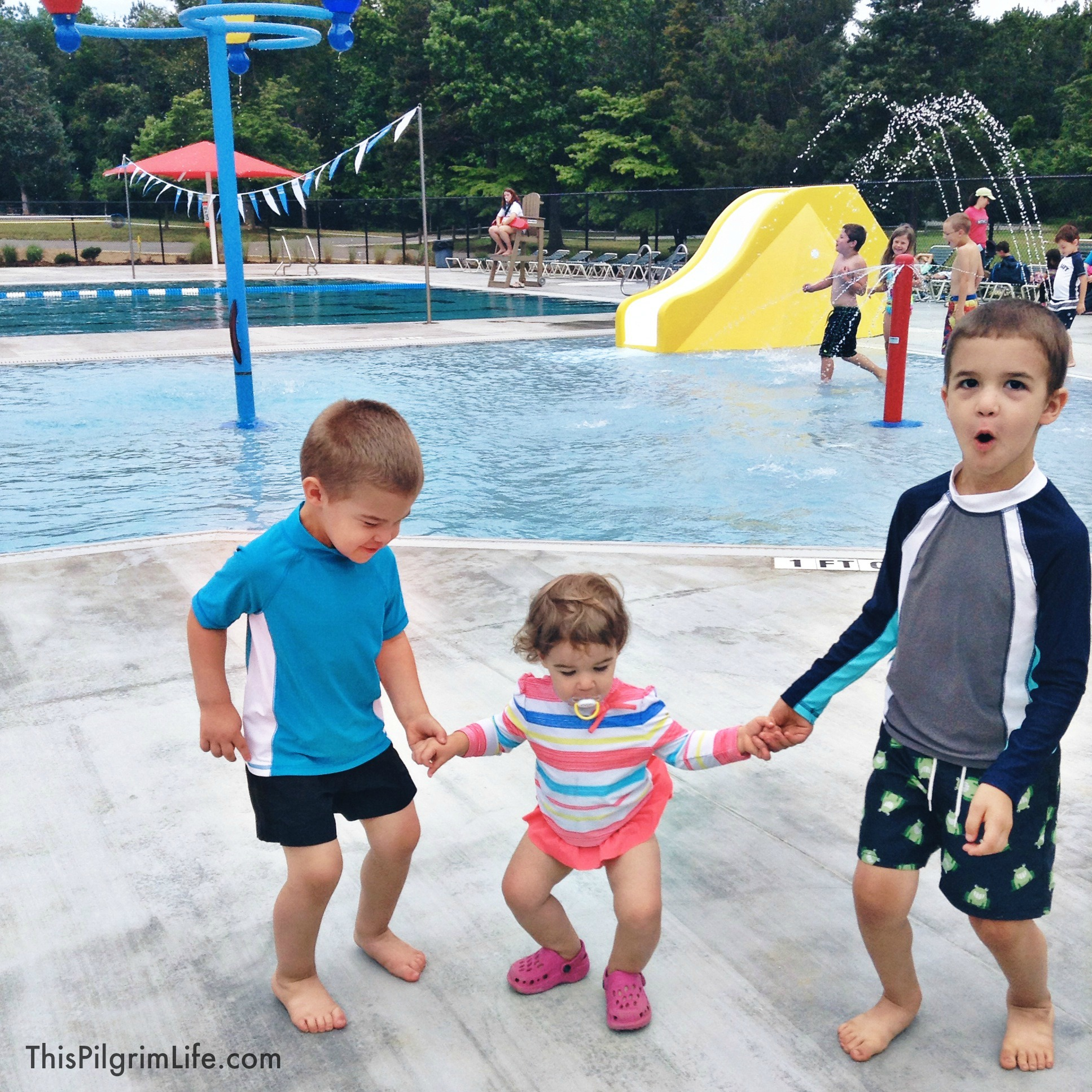 Vacant Pools and Groundhog Day Parties