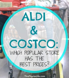 Which popular grocery store has the best prices on everyday food items?