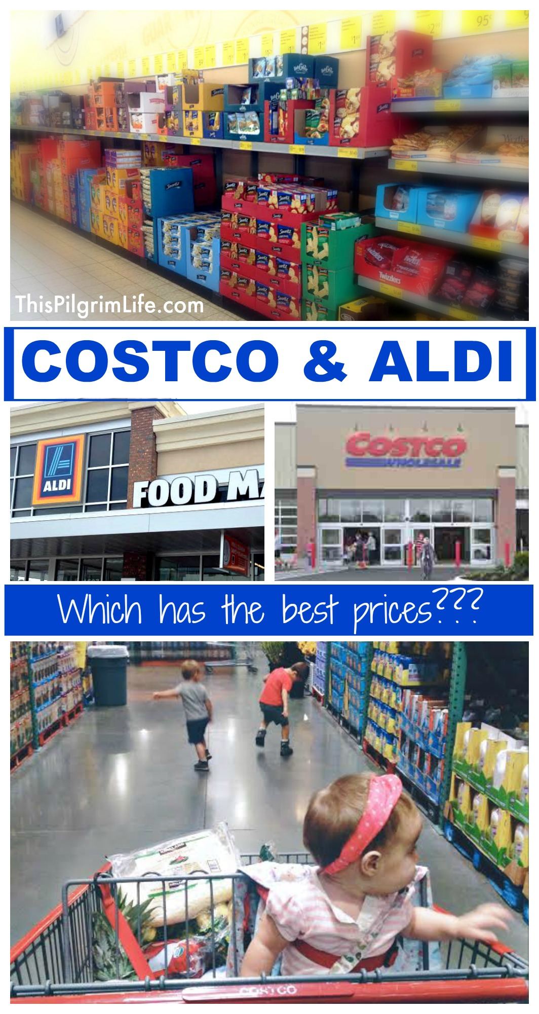Which store saves you more money? The results may surprise you!