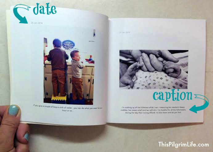 I am in love with our Chatbooks. They are the simplest photo books to make and are full of all the moments I want to remember from our daily lives the past few years!