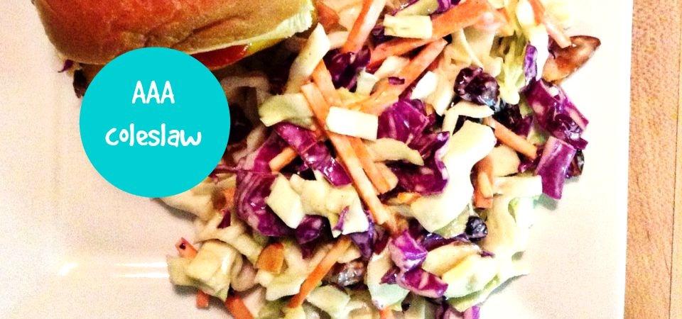 AAA coleslaw-soliloquy