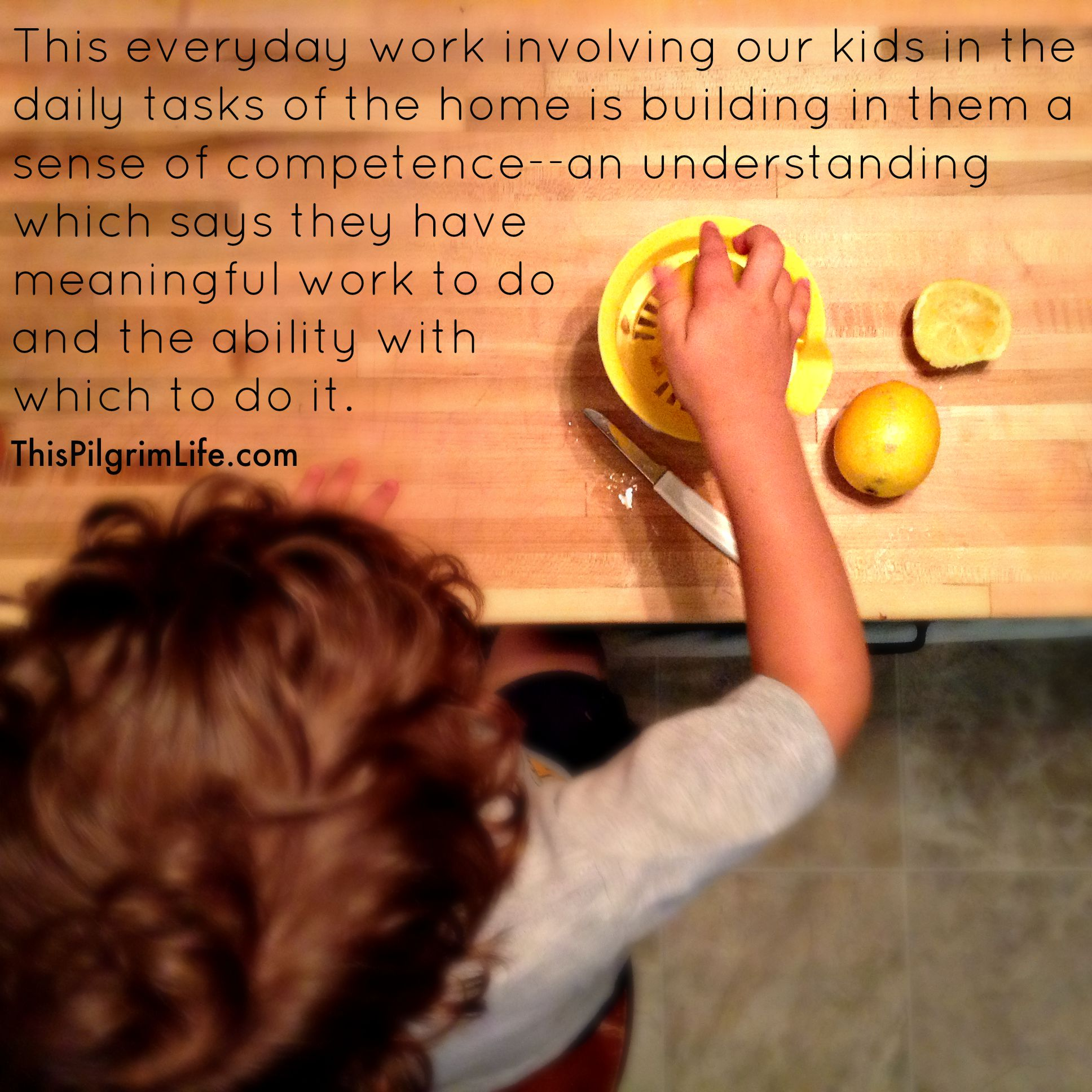 Inviting kids into the kitchen can be a messy challenge, but it is worth it! Cooking with kids is one of the primary ways to create habits of health and hospitality that will last a lifetime!