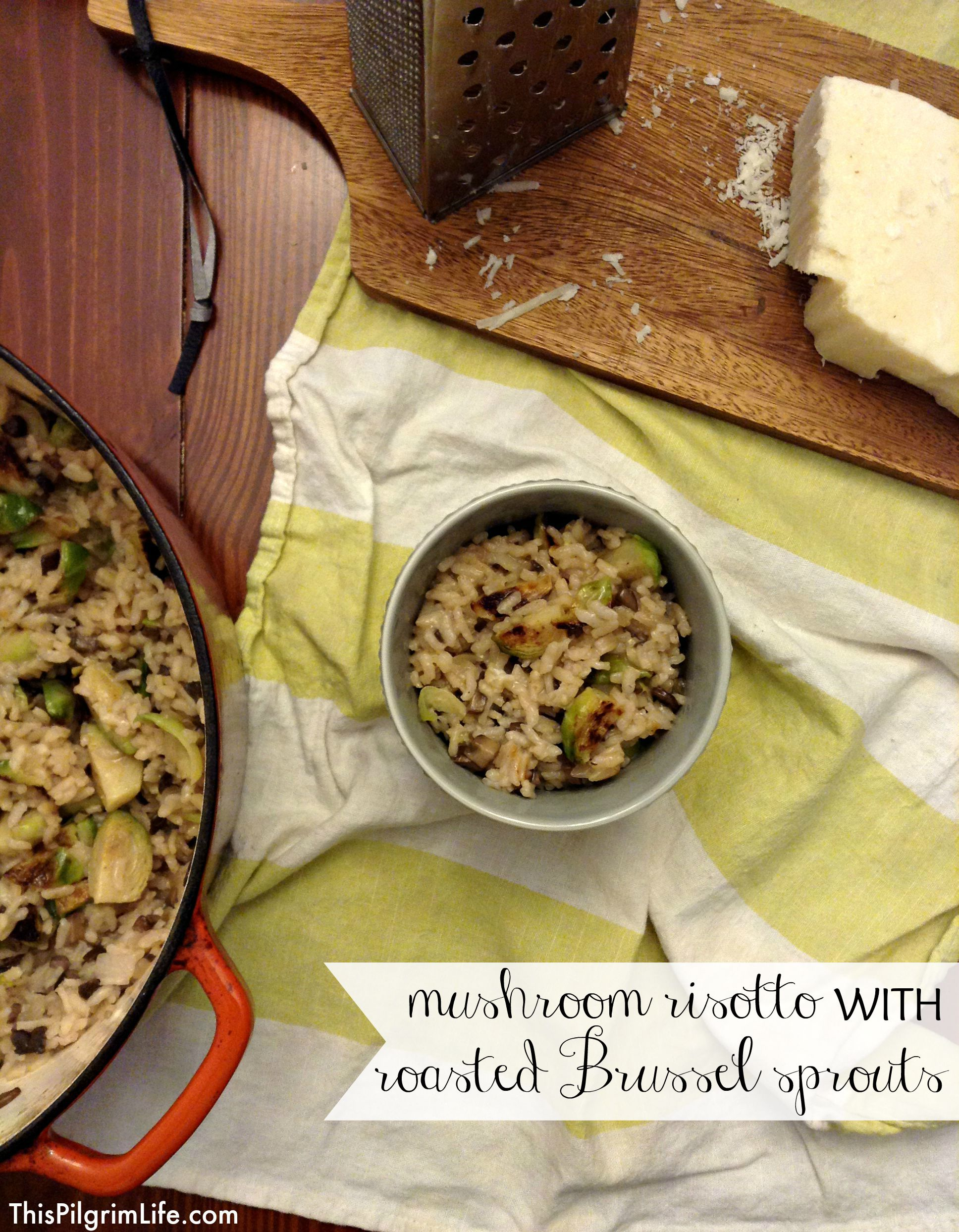 America S Test Kitchen Mushroom Risotto