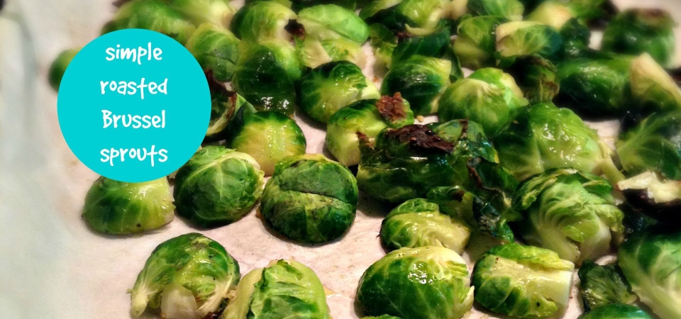 Roasted Brussel Sprouts-soliloquy