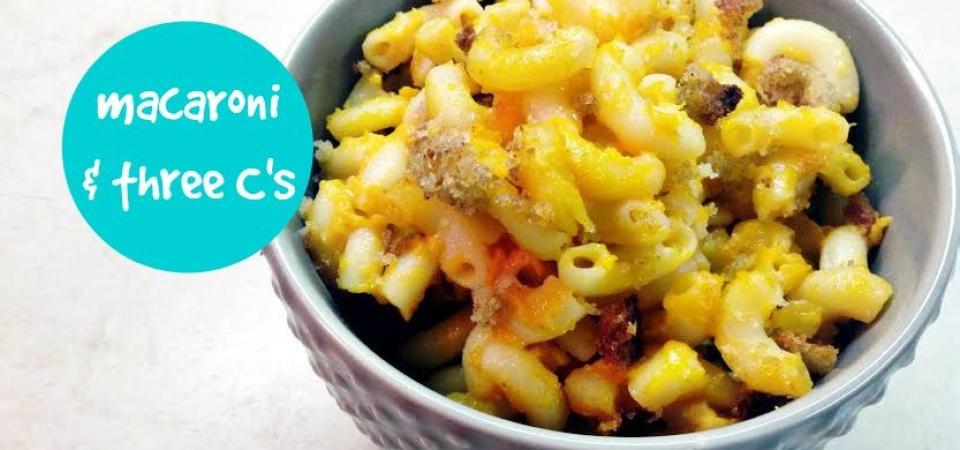 macaroni-and-3cs-soliloquy