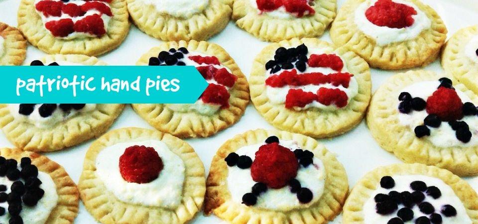 patriotic hand pies-soliloquy