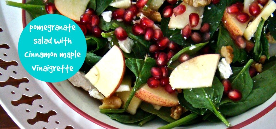 pomegranate salad-soliloquy
