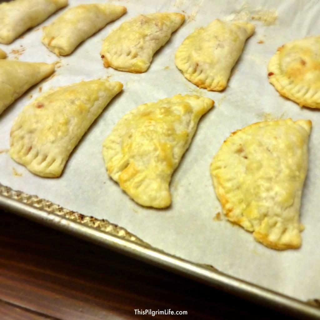 Ham & Cheese Empanadas 4