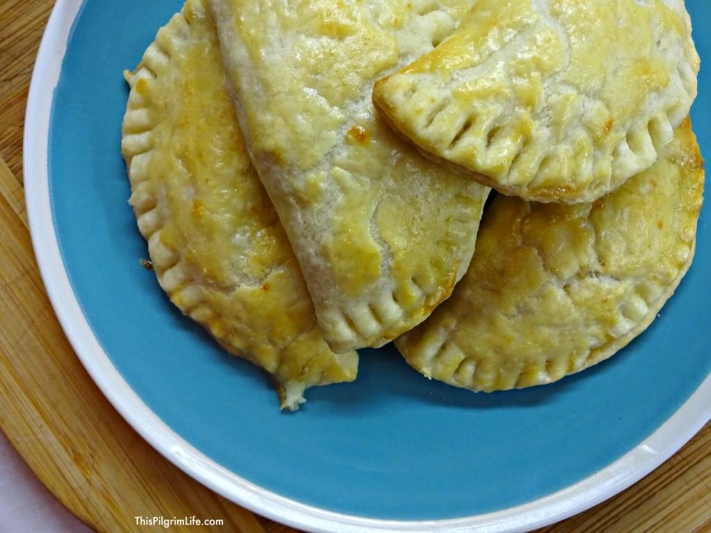 Ham & Cheese Empanadas 8