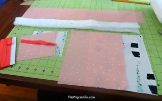 Toddler Baby Carrier Tutorial