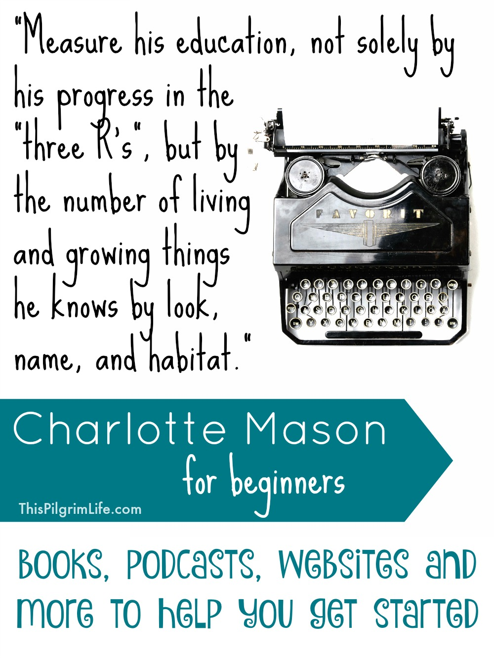 Are you interested in homeschooling using Charlotte Mason's methods and principles? Check out this huge list of resources to help you become acquainted with her ideas and how to implement them in your home!