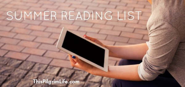 Summers are great for cookouts, family fun, pool visits, and READING! This summer reading list has books for the home, parenting, just for fun, and more.
