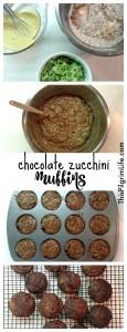 Chocolate Zucchini Muffins10