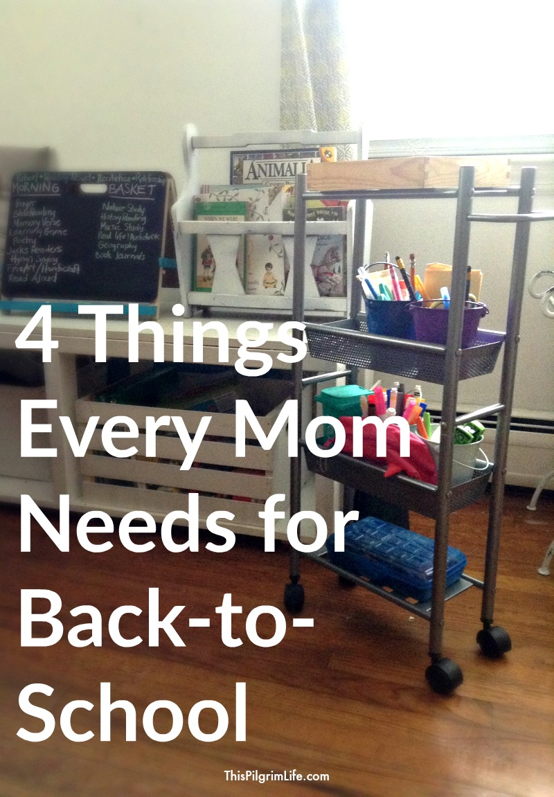 Back-to-school season has arrived! Here are 4 things you don't want to leave off your back-to-school list!