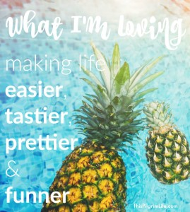 What I'm Loving- Ed6