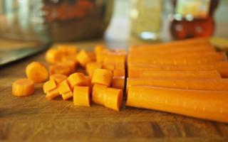 Instant Pot Honey Ginger Carrots